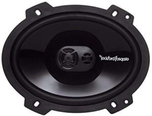 """Rockford Fosgate P1683 Punch 6""""x8"""" 3-Way Full-Range Speaker"""