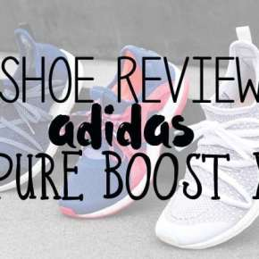 Adidas PureBOOST X review