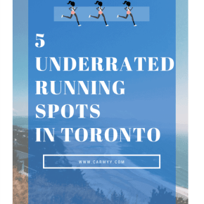 5 Underrated Running Spots in Toronto