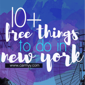 10+ Free Things to do in New York