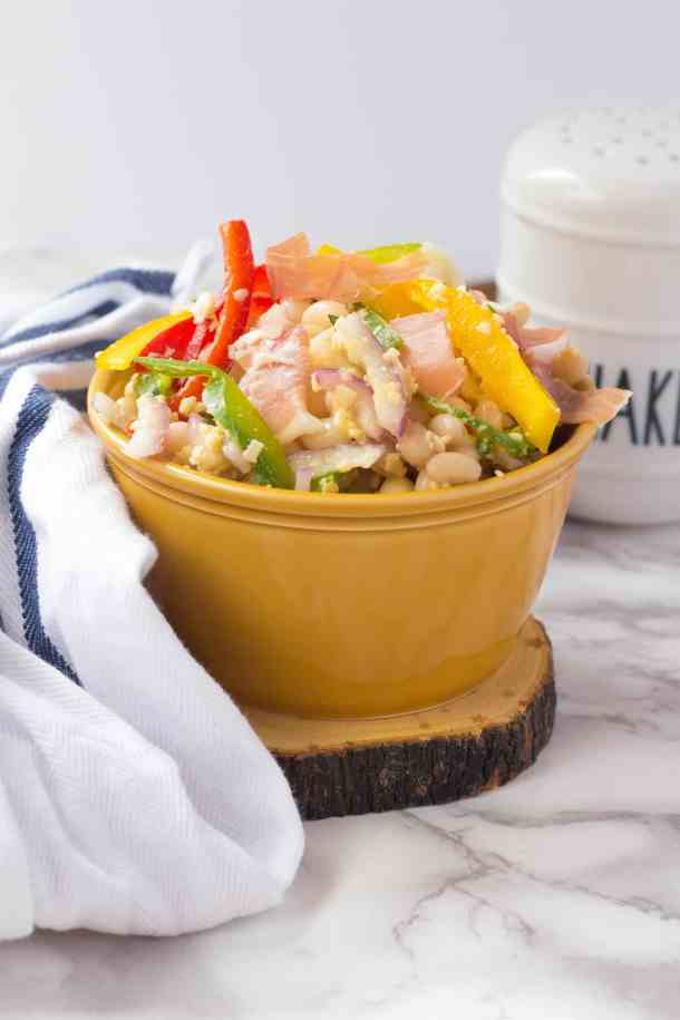 Two Protein Packed Lunch Ideas