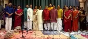 BHajanai Team with Pt Sandip Banerjee