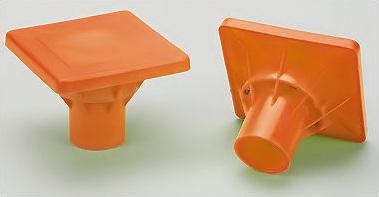 Rebar Safety Caps