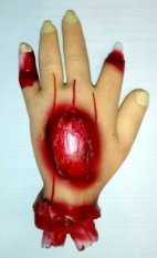 cut hand