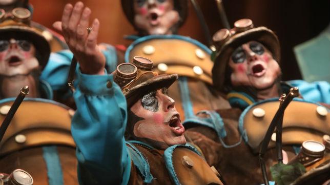 Resultado de imagen de La colonial cadiz carnaval