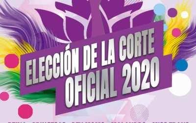 Elección de la Corte del Carnaval de Artigas 2020