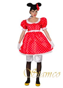 Costum Minnie
