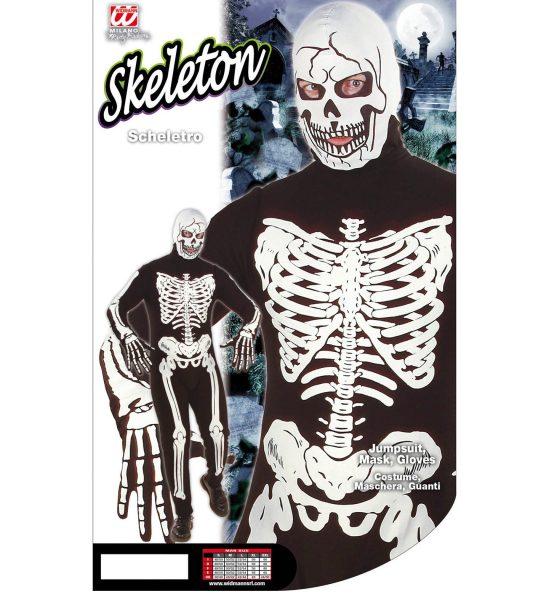 Costum Skeleton