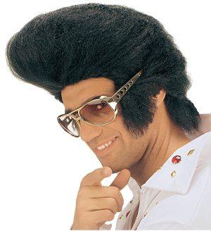Peruca Elvis