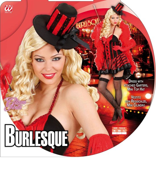Costum Burlesque