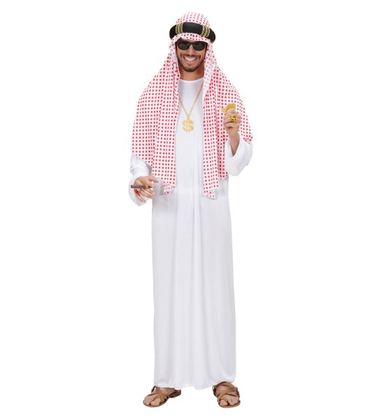 Costum Sheik Arab