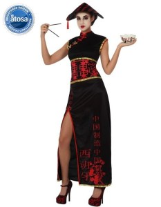 Costum China