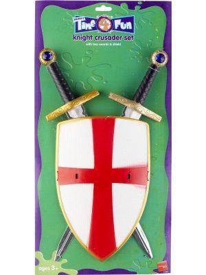 Set Luptator Medieval