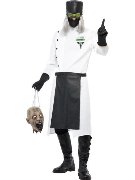 Costum Doctor Toxic