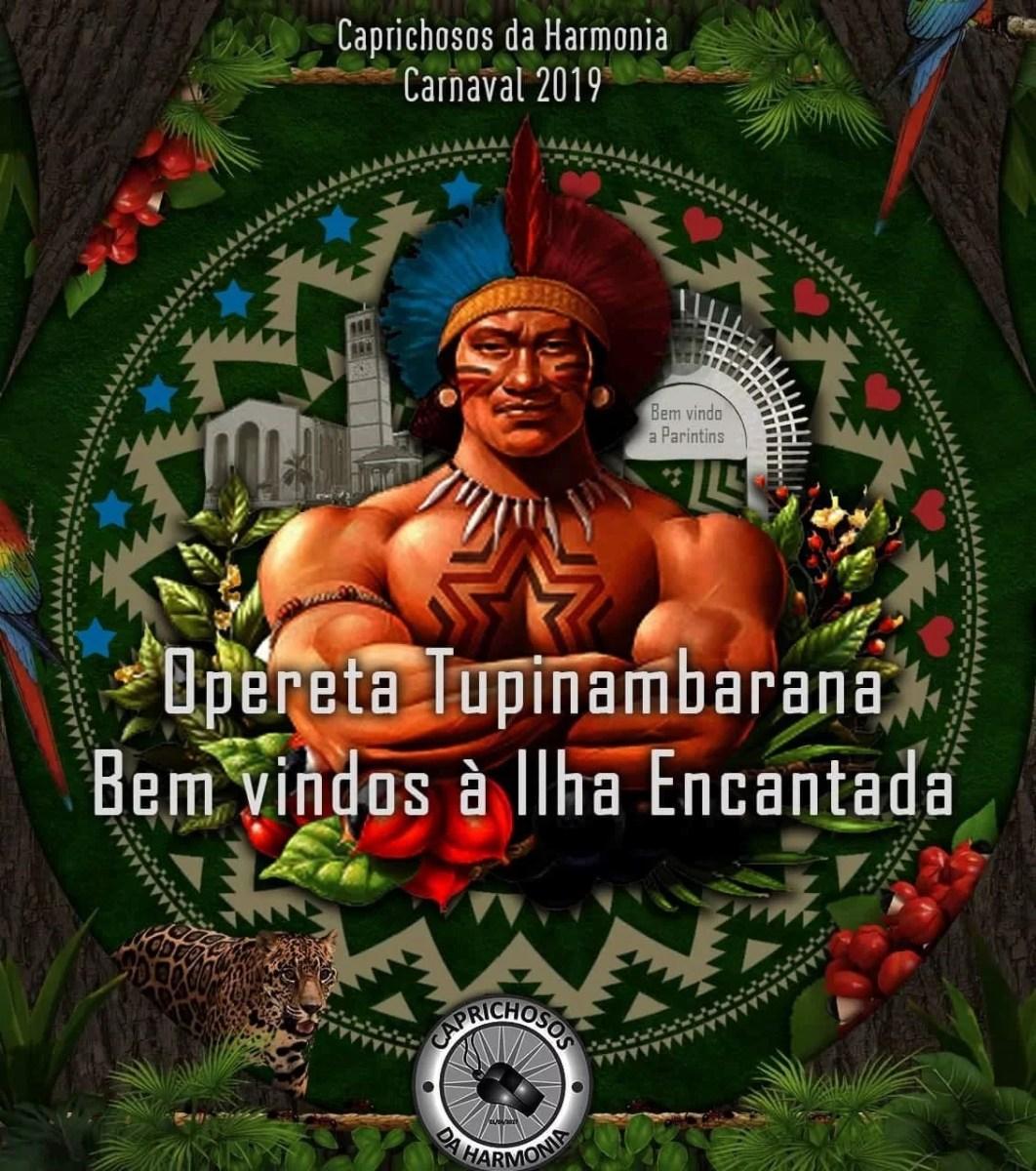 Caprichosos da Harmonia lança sua sinopse para o Carnaval Virtual 2019
