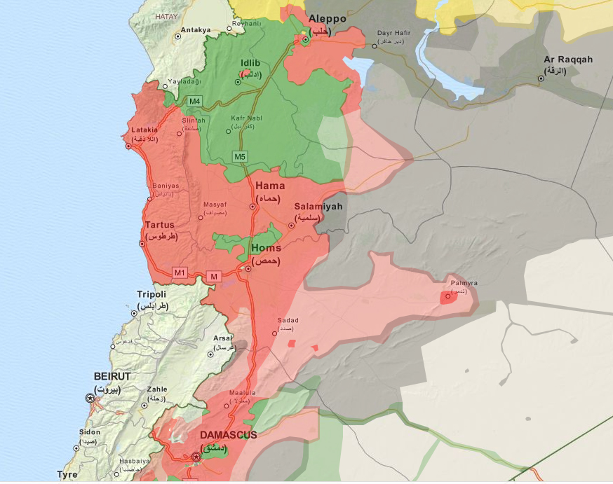 While forces loyal to Syrian President Bashar al-Assad have suffered setbacks, recent advances have managed to reclaim strategic territories.