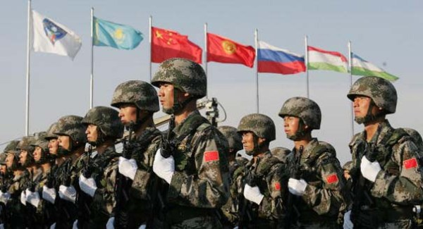 The Rise of China's Private Security Companies - Carnegie ...