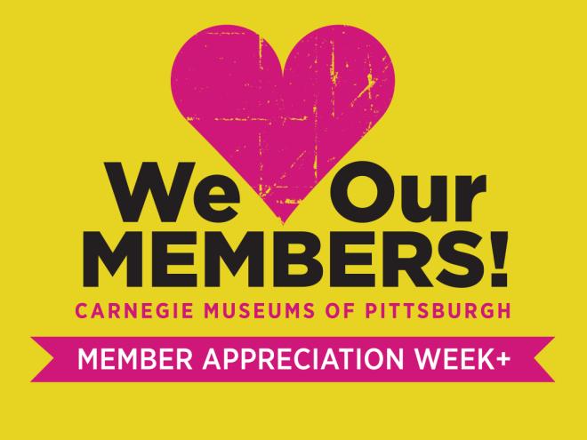Nous aimons nos membres: Semaine d'appréciation des membres +