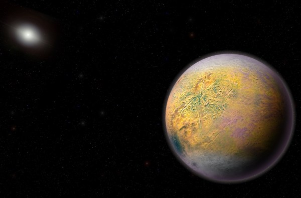 New extremely distant Solar System object found during ...