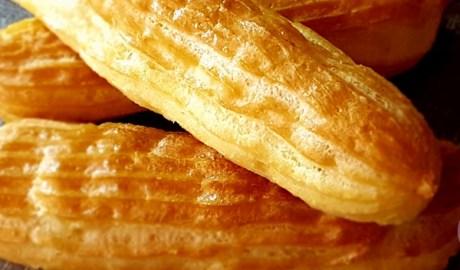 Recette de la pâte à choux et des éclairs