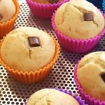Recette des muffins cœur coulant au Nutella
