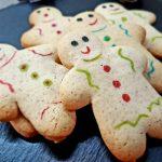 Biscuits en pain d'épices