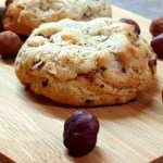 Cookies cœur praliné