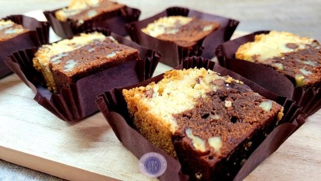 Brookies : les gâteaux mi-cookies, mi-brownies