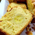 Cake pomme-banane