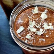 Recette de la mousse au chocolat maison