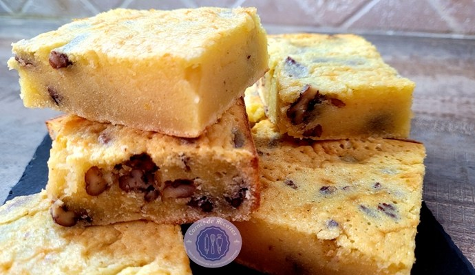 Recette brownie chocolat blanc