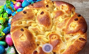 Recette brioche de Pâques