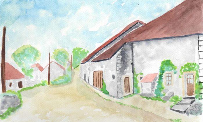 rue village