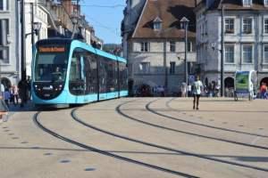 Cette photo de Tramway de Besançon est fournie gracieusement par TripAdvisor