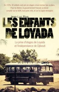 Livre de Jean Luc Riva, les enfants de Loyada