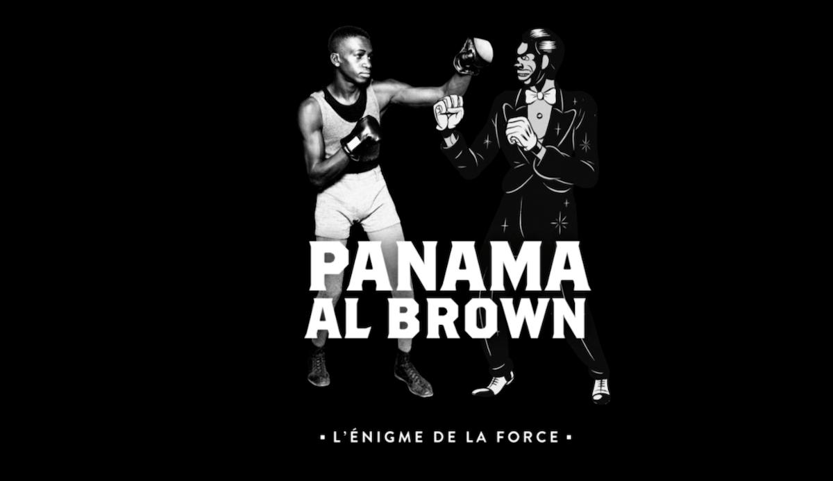 Couverture de Panama al Brown