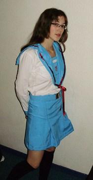 ryoko asakura cosplay 2008