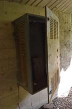Un casier vide dans le géant