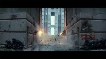 Les espaces d'Abraxes dans la bande-annonce d'Hunger Games
