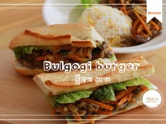 bulbogi burger