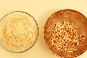 recette: salade de soja