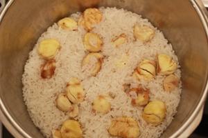 riz aux marrons