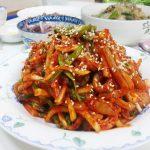 kimchi de calamar