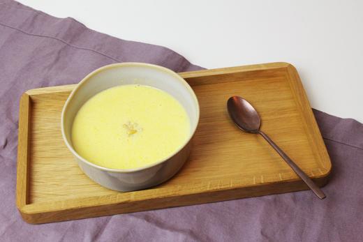 Le porridge de maïs (plat coréen, oksusu juk)
