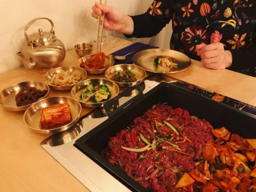 restaurant coréen: kwon