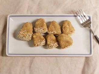 dessert coréen: yullan