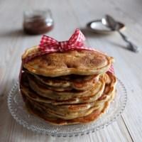 """Pancakes """"healthy"""" à la Banane !"""