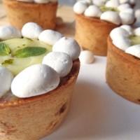 Mini-Tartes Citron Vert & Spéculoos