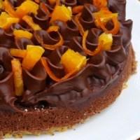 Fantastik Très Gourmand ! Orange & Chocolat