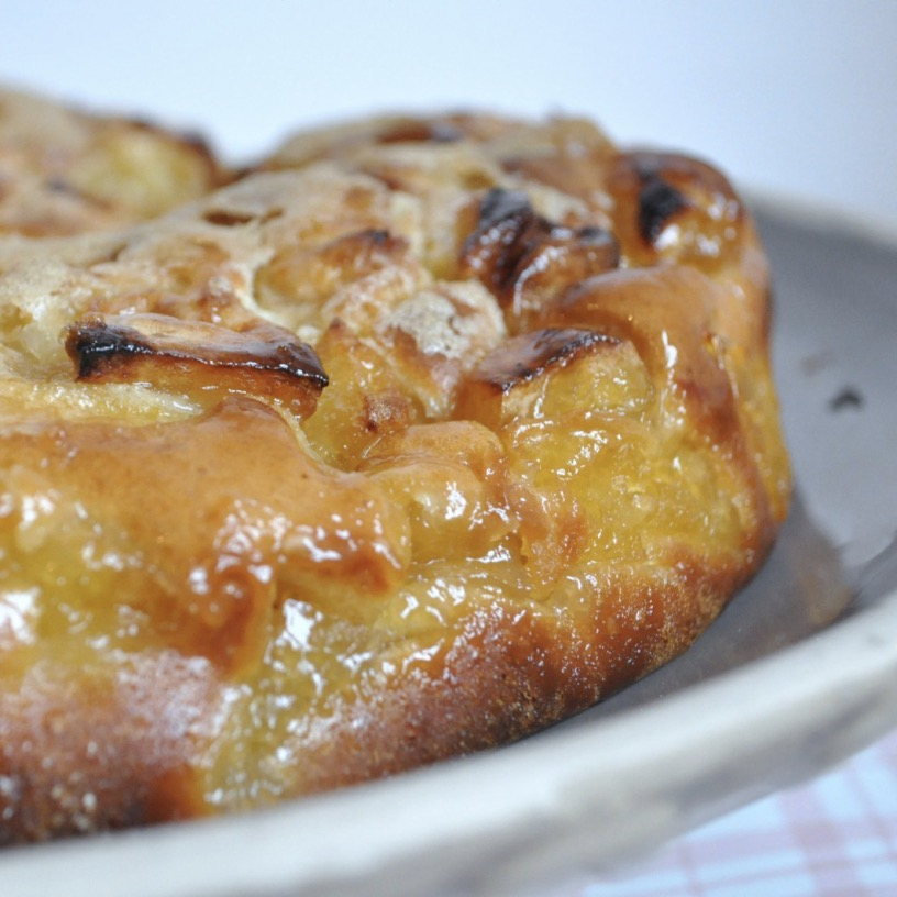 Délicieux Gâteau aux Pommes pour les Goûters de l'Automne !